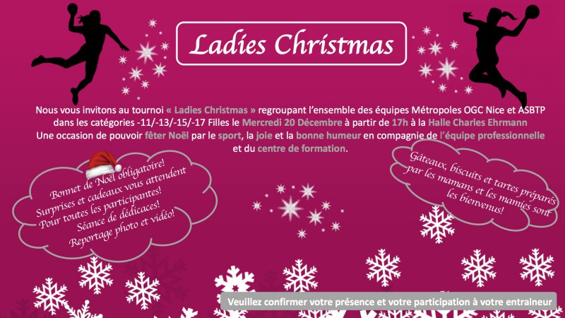 Flyers Ladies Christmas 2