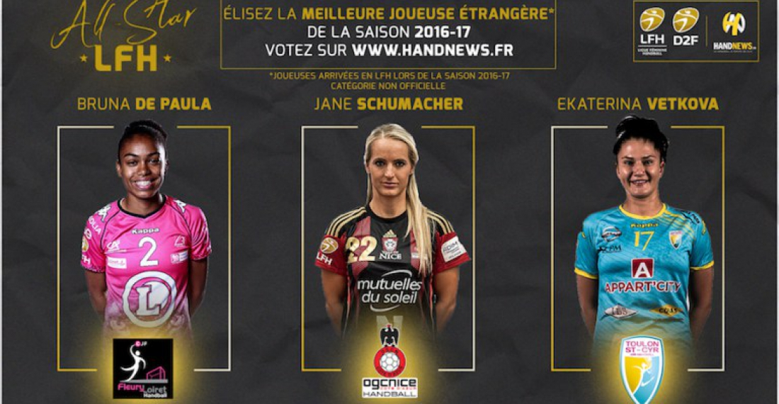 Jane Schumacher nominé pour le All-Star LFH !
