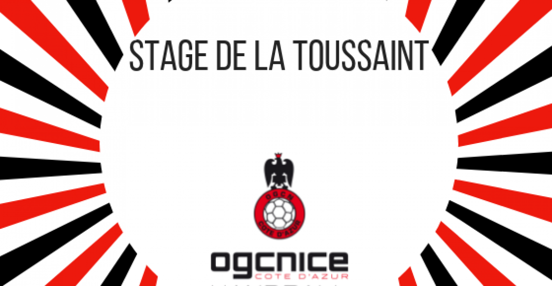 Stage de la Toussaint de la section amateur
